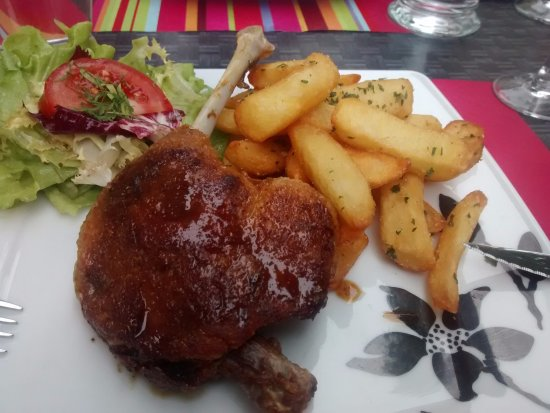 Valaurie, فرنسا: Canard