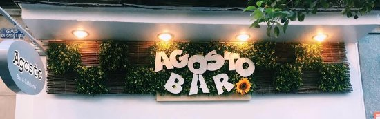 AGOSTO bar