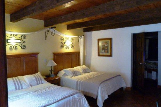 Hotel Casavieja: Camera