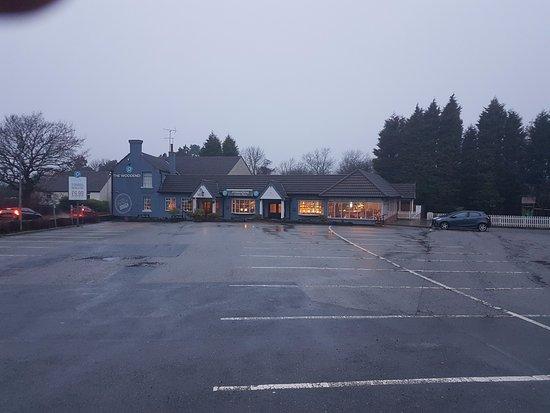 Sutton in Ashfield, UK: Exterior