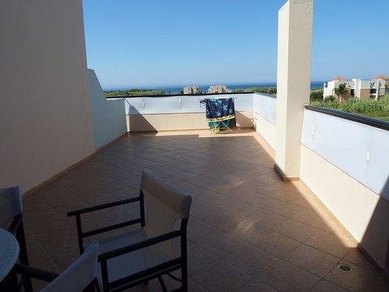 Selini Suites: Balcony