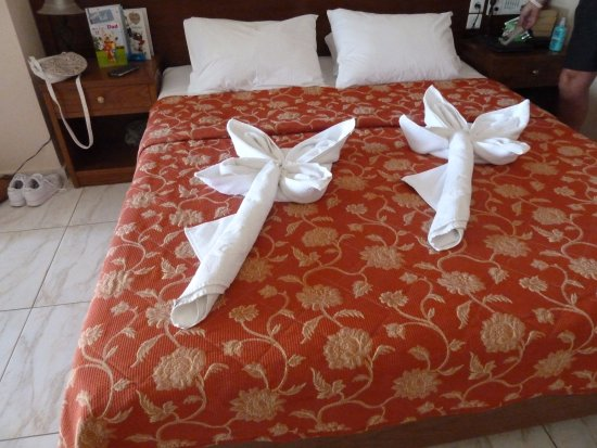 Selini Suites: Nice touch