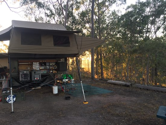 Great camping at Waterview aka Baffle Creek Retreat