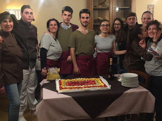 Pescaglia, Italie : Il Nuovo Barbagianni