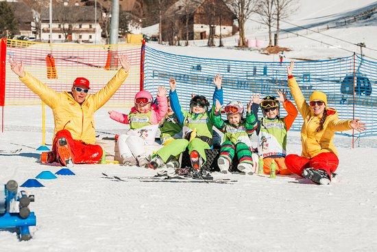 Bad Kleinkirchheim, Austria: Kinder Skikurse