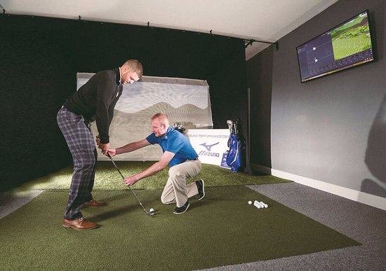 Craigavon, UK: TrackMan Lessons and Custom Fittings