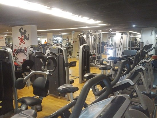 Le Grand Saconnex, Szwajcaria: very good gym . different equipment
