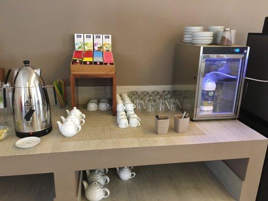 Colazione e sala colazione Hotel La Pineta Follonica - Foto di Hotel ...