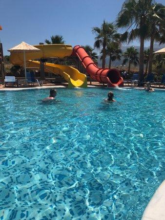 Aeolos Beach Water Park Resort Malia