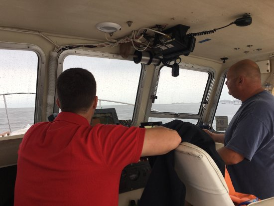 The Flying Connie: Awesome fishing adventure beyond our expectations! July 6th, 2017 Captain Mike and First Mate Ma
