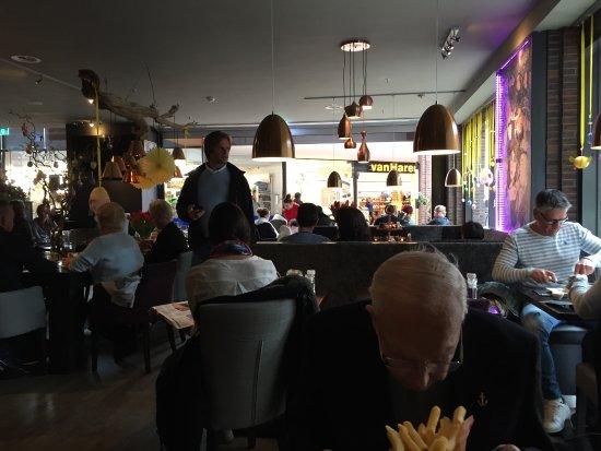 Diemen, The Netherlands: Indruk indeling restaurant 2