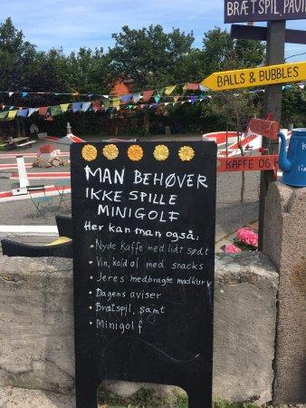 Sandvig, Denemarken: Det hyggeligste sted at spille minigolf 😍