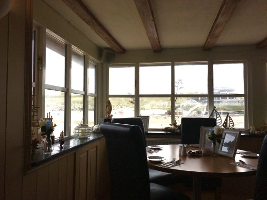 The Seiners Arms: Breakfast room