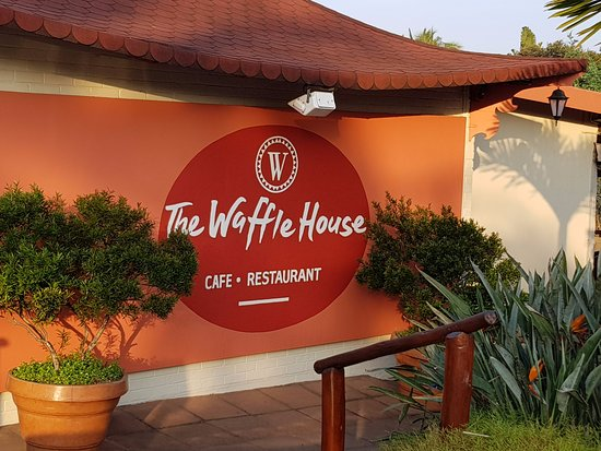 Ramsgate, Sør-Afrika: Entrance to The Waffle House
