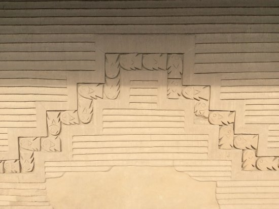 Chan Chan: Sand carvings