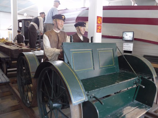 The Danish Railway Museum: Danish Railway Museum