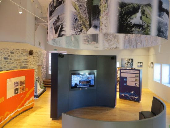 Information center on hydroelectricity EDF