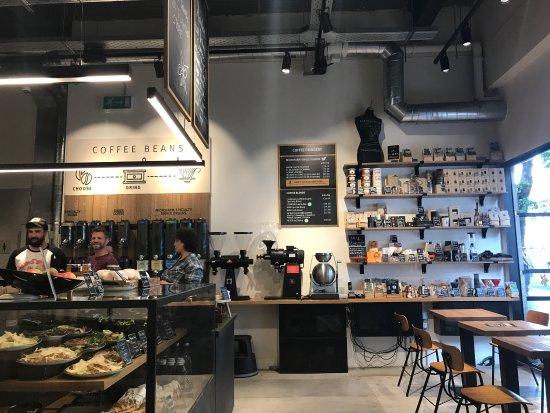 Photo0jpg Picture Of Coffee Island Uk London Tripadvisor