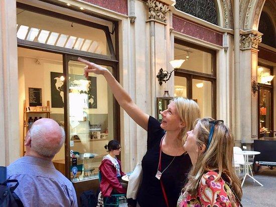 Dace Scharf - Vienna Tour Guide