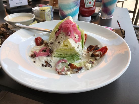 Ocean Gate, NJ : Wedge Salad