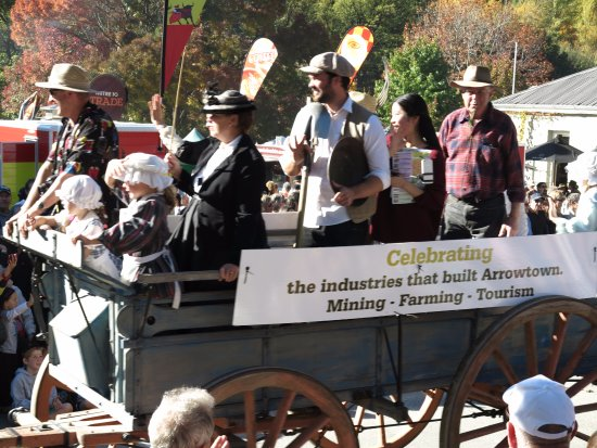 Arrowtown, Nya Zeeland: 19th Century sports car