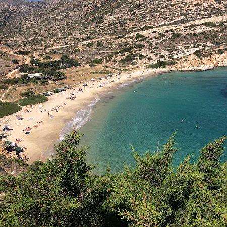 Kedros Beach Photo