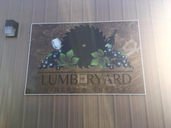 The Lumberyard Winery & Supply