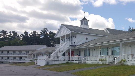 Acadia Ocean View Motel
