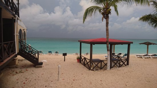 Mary's Boon Beach Resort and Spa: The view from our veranda.