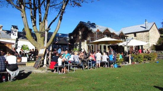 Arrowtown, Nieuw-Zeeland: ale time