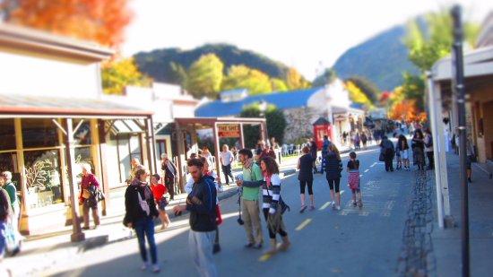 Arrowtown, Nieuw-Zeeland: AT