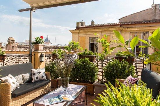 Hotel Adriano Rome Reviews