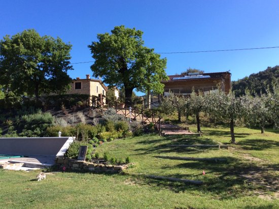 Gualdo Cattaneo, Italy: Qui davvero ti rilassi!
