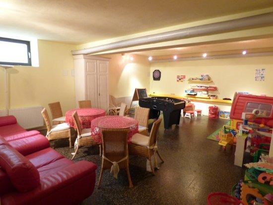 Panoramahotel - Garni: Kinderspielzimmer