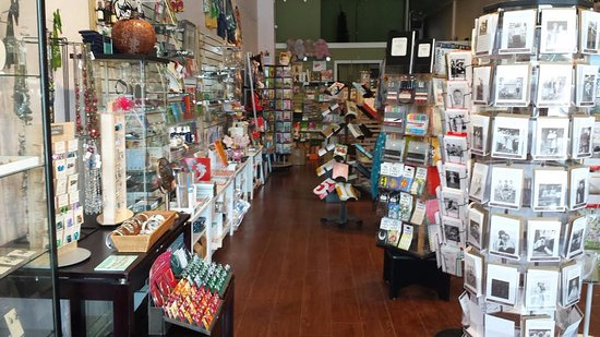 S'Wonderful Gifts in Cleveland Heights has a great selection of cards for all occasions