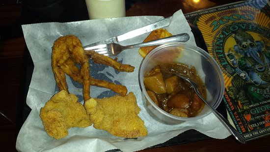 Christiansburg, VA: Sampler platter kinda sparse for the price
