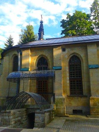 Pargolovo, Rusia: Церковь Святого Петра и Павла.