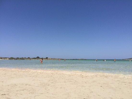 Yakinthos Hotel: Elafonissi Beach