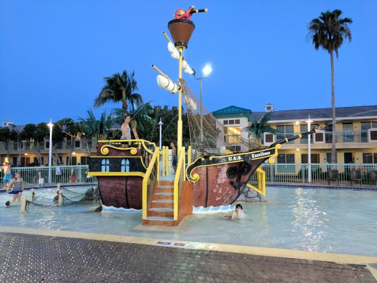 International Palms Resort & Conference Center Cocoa Beach Photo