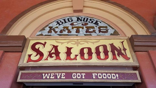 Big Nose Kates Saloon: Entrance