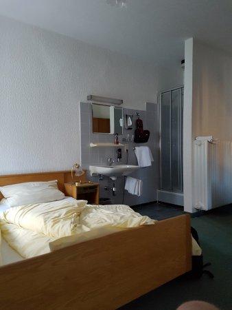Immenstadt im Allgau, Germany: Zimmer wie in den 60er Jahren