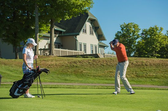 Clymer, NY: Golf On the Upper Course