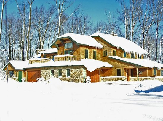 Clymer, Νέα Υόρκη: Spend the night in a slopeside condo!