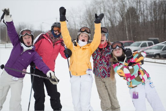 Clymer, NY: Ski & Snowboard Fun for the Whole Family - Including Lessons!