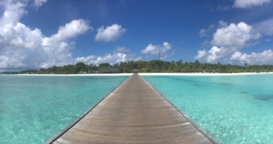 A piece of paradise!