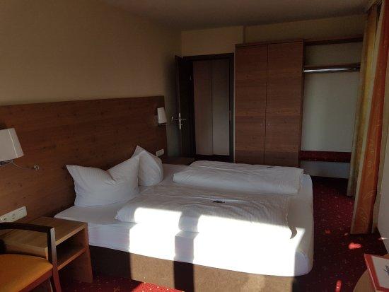 Immenstadt im Allgau, Germany: Schlafzimmer der Zwei-Zimmer-Suite