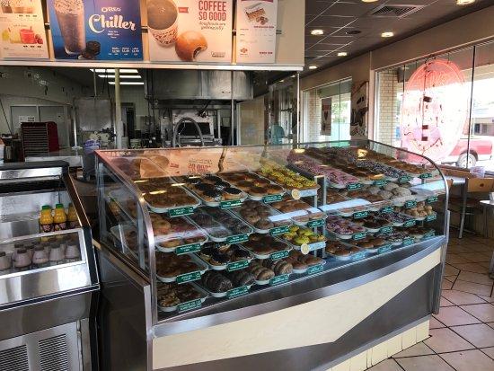 Dothan, ألاباما: Krispy Kreme Doughnuts