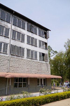 Devikulam, อินเดีย: Lockhart Tea Factory