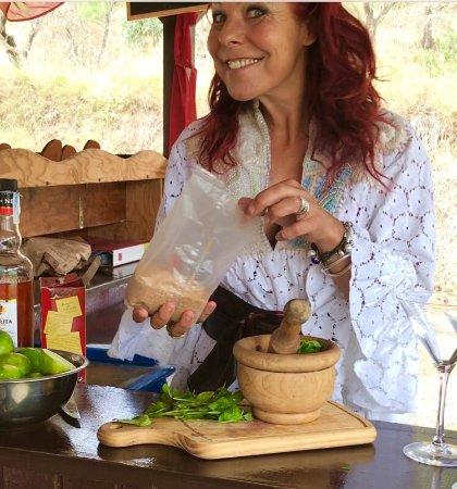 Camarena de la Sierra, Ισπανία: MOJITOS la Jayma del arte