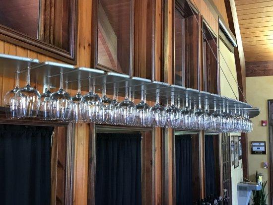 Skaneateles, Νέα Υόρκη: Upstairs tasting bar